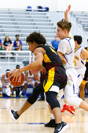 Brennan vs Clemens High School Basketball-0450
