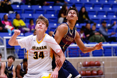 Brennan vs O'Connor Basketball - Boys-4130