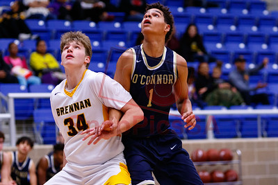 Brennan vs O'Connor Basketball - Boys-4131