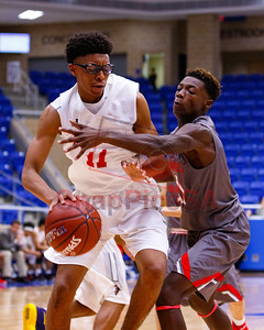 Stevens vs Lee High School Basketball - Boys-3153