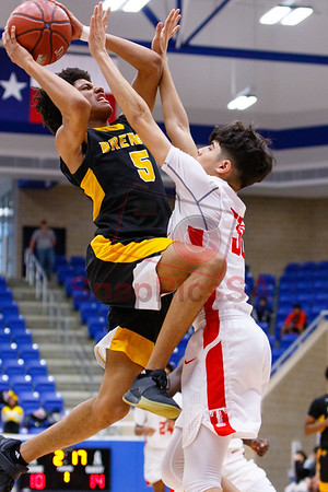 Taft vs Brennan High School Basketball