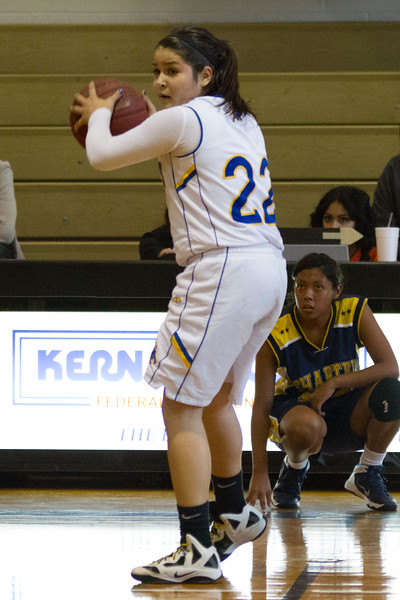 Shafter vs Corcoran JV Girls Basketball