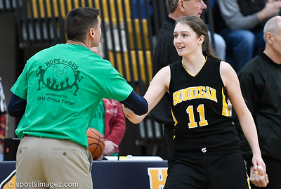 Souhegan Girls BB
