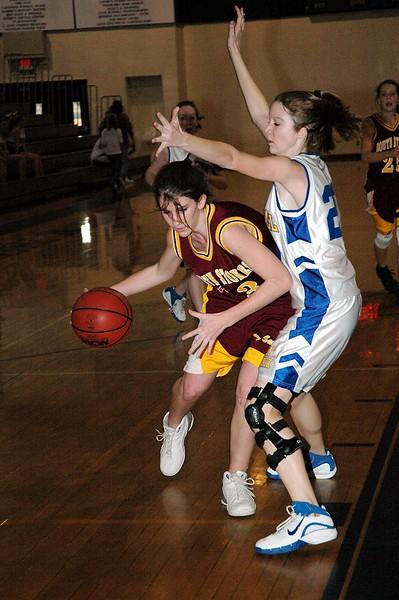 South Stokes vs McMichael, girls & boys, jv & varsity, 12/15/06