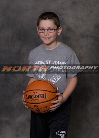 (2014 TC-104) 3/4 Spurs - Coach Campbell