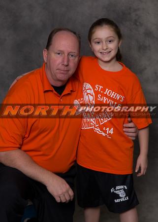 (2014 TC-113) 3/4 Knicks - Coach Reagan