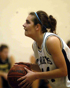 St. Mary's Sr Girls Basketball