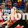 The Lady Eagles win the UIL Conference 4A State Championship game against Hardin-Jefferson at the Alamodome on March 3, 2019. (Campbell Wilmot/ The Talon News).