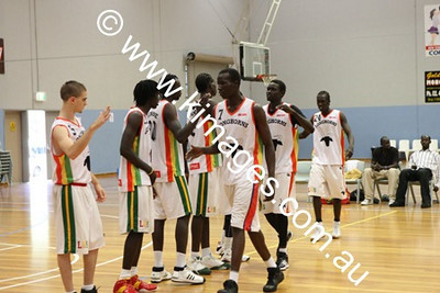 Sudanese Comp 19-20-12-09 - ©KIMAGES094390