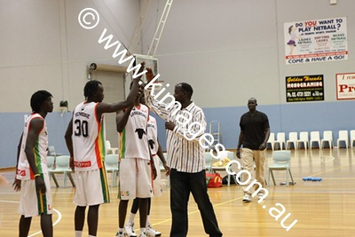 Sudanese Comp 19-20-12-09 - ©KIMAGES094396