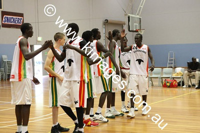 Sudanese Comp 19-20-12-09 - ©KIMAGES094392