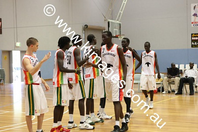 Sudanese Comp 19-20-12-09 - ©KIMAGES094389