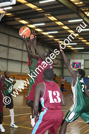 Sudanese Comp 19-20-12-09 - ©KIMAGES092841