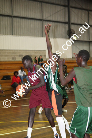 Sudanese Comp 19-20-12-09 - ©KIMAGES092867