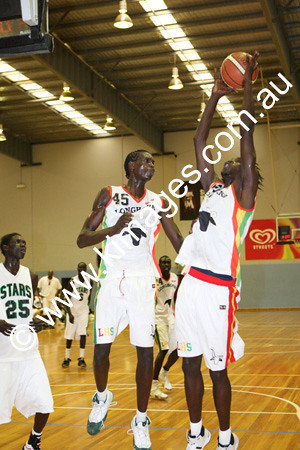 Sudanese Comp 19-20-12-09 - ©KIMAGES093548