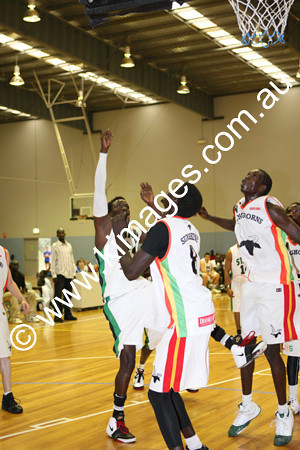 Sudanese Comp 19-20-12-09 - ©KIMAGES093480