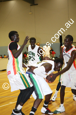 Sudanese Comp 19-20-12-09 - ©KIMAGES093476