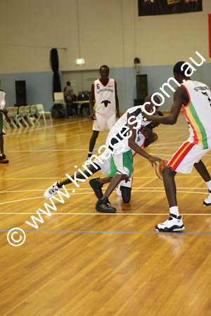 Sudanese Comp 19-20-12-09 - ©KIMAGES092895
