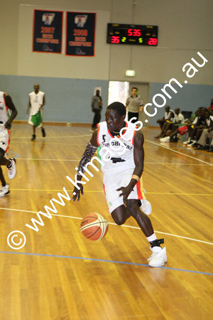 Sudanese Comp 19-20-12-09 - ©KIMAGES092899