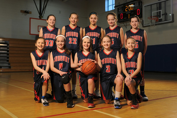 2012 Sudbury 5th Grade (BLUE) D1N
