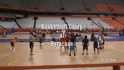 Syracuse Basketball Camp