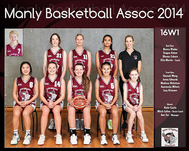 Manly Team 2014 16W1 (Large)