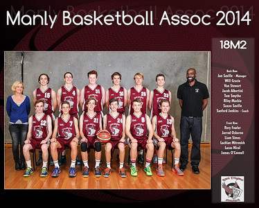 Manly Team 2014 18M2 (Large)