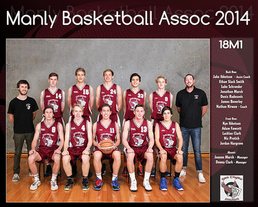 Manly Team 2014 18M1 (Large)