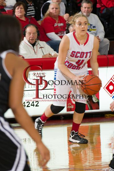 Scott Co vs Woodford Co Girls