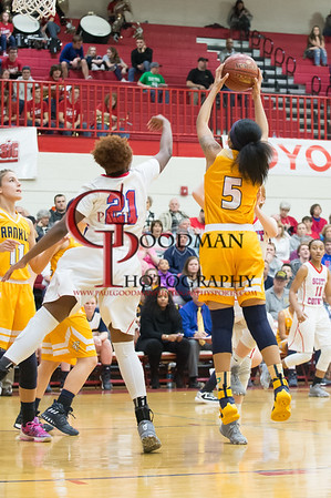 Scott Co vs Franklin Co girls