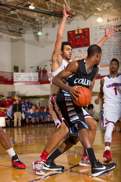 Collins vs Lafayette