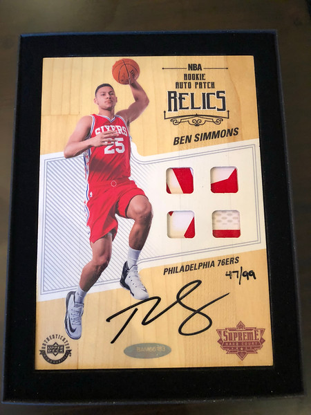 becf2a158f9 Upper Deck Supreme NBA (Possible New Product) - Page 23 - Blowout ...