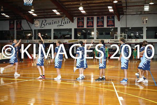 Bankstown Vs Comets 10-7-10 © KIMAGES - 0002