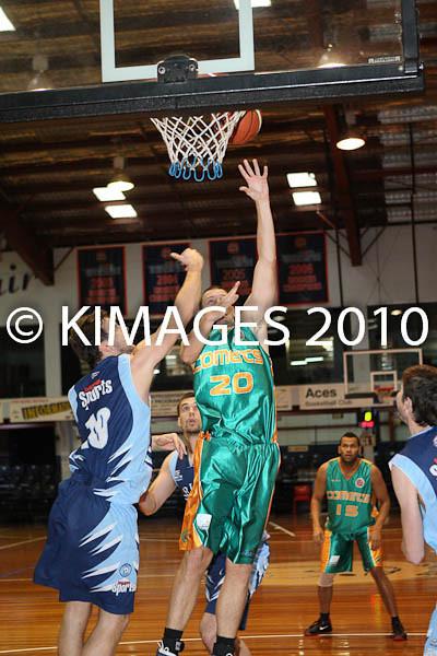 Bankstown Vs Comets 10-7-10 © KIMAGES - 0026
