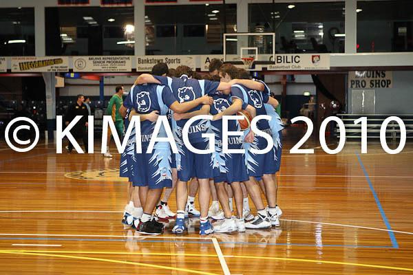 Bankstown Vs Comets 10-7-10 © KIMAGES - 0004