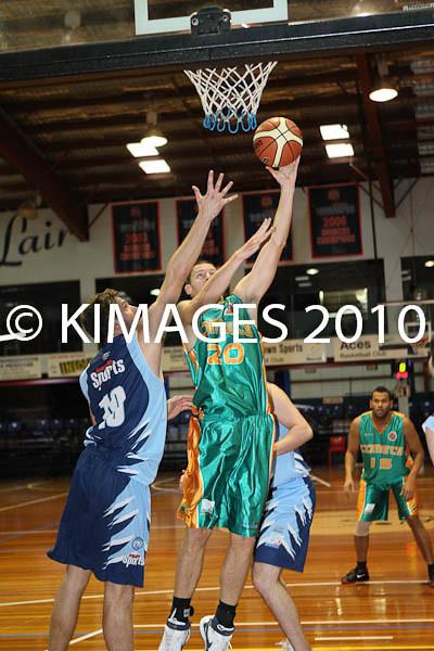 Bankstown Vs Comets 10-7-10 © KIMAGES - 0025