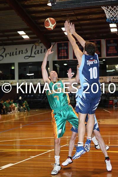 Bankstown Vs Comets 10-7-10 © KIMAGES - 0019