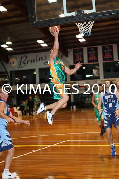 Bankstown Vs Comets 10-7-10 © KIMAGES - 0047