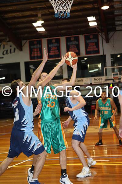 Bankstown Vs Comets 10-7-10 © KIMAGES - 0024