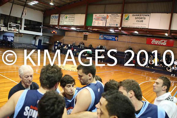 Bankstown Vs Comets 10-7-10 © KIMAGES - 0012