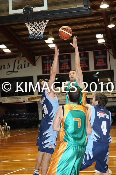 Bankstown Vs Comets 10-7-10 © KIMAGES - 0023