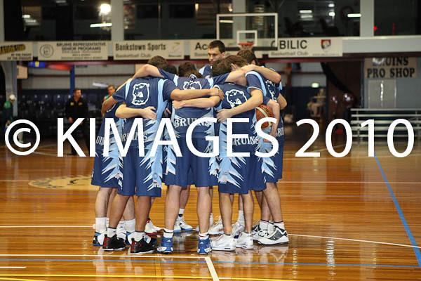 Bankstown Vs Comets 10-7-10 © KIMAGES - 0005