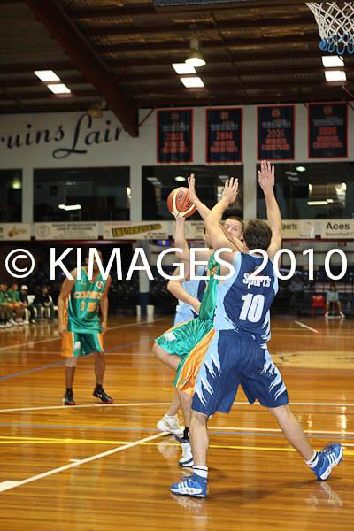 Bankstown Vs Comets 10-7-10 © KIMAGES - 0030