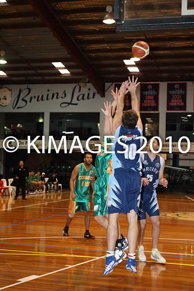 Bankstown Vs Comets 10-7-10 © KIMAGES - 0032