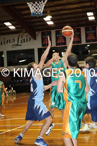 Bankstown Vs Comets 10-7-10 © KIMAGES - 0022
