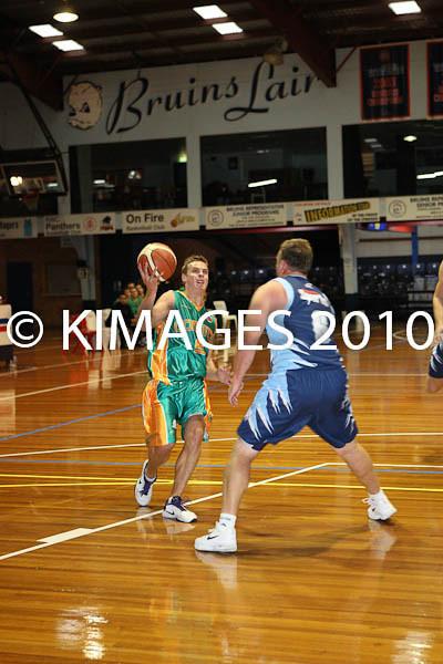 Bankstown Vs Comets 10-7-10 © KIMAGES - 0043