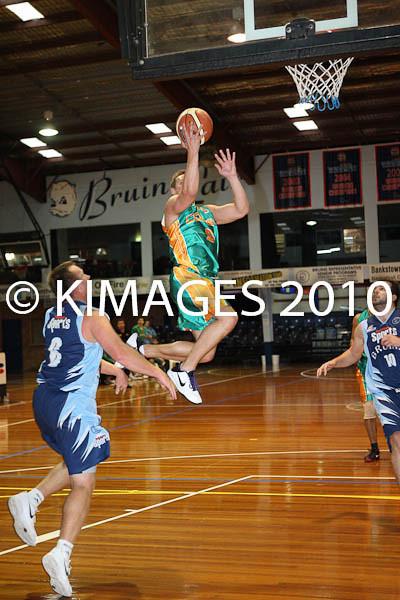 Bankstown Vs Comets 10-7-10 © KIMAGES - 0046