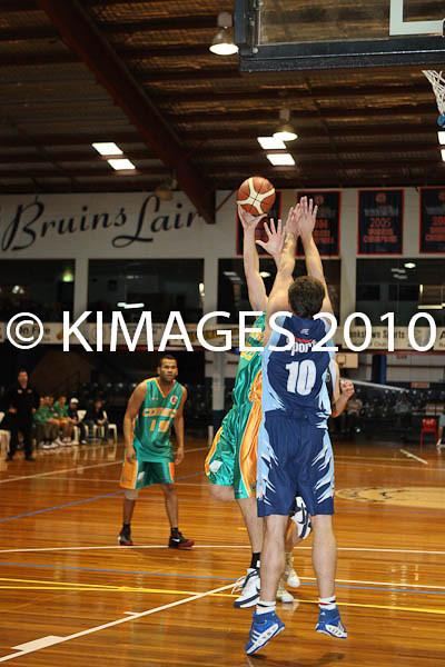 Bankstown Vs Comets 10-7-10 © KIMAGES - 0031
