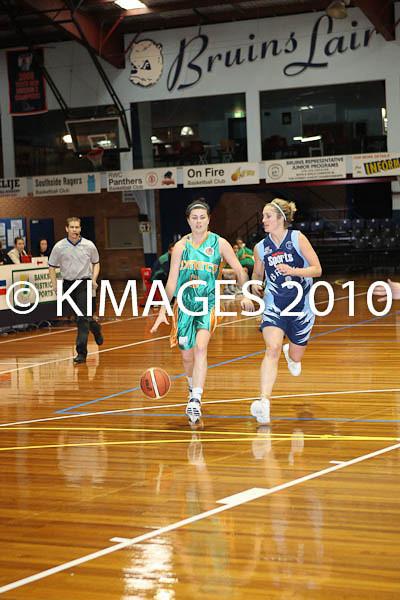 Bankstown Vs Comets 10-7-10 © KIMAGES - 0020