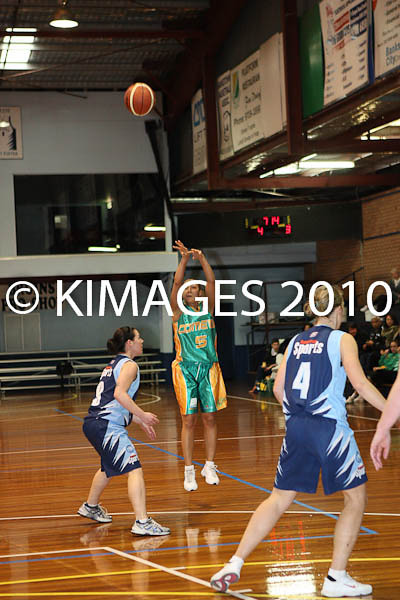 Bankstown Vs Comets 10-7-10 © KIMAGES - 0014